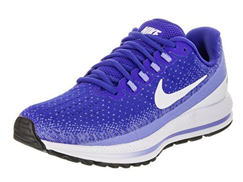b4062e048be3d Nike Womens Air Zoom Vomero 13 RacerBlueBlueTNT Running Shoe 75 Women US --  Want to