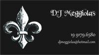 DJ Meggiolas – Som e Iluminação para Casamentos, Aniversarios e Confraternizações.