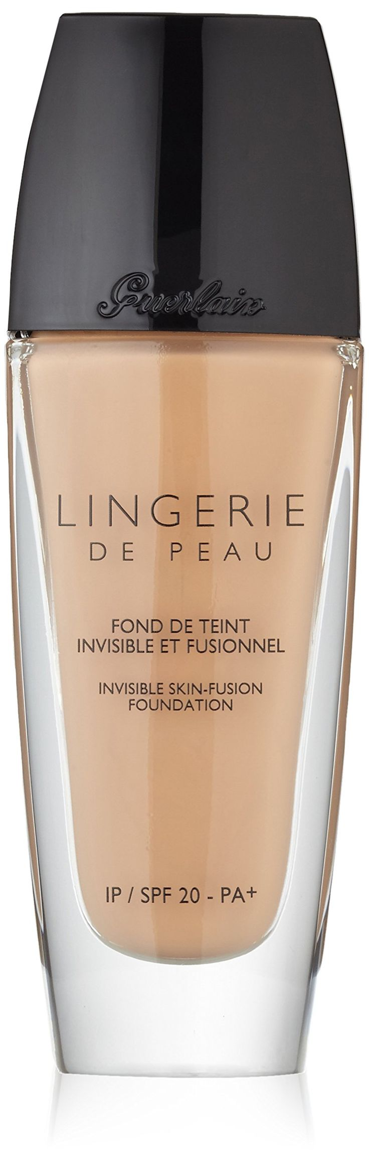 Guerlain Lingerie de Peau Invisible Skin Fusion Foundation, SPF 20 Pa+, # 04 Beige Moyen, 1 Ounce. Lingerie de Peau Invisible Skin Fusion Foundation SPF 20 PA+ - # 04 Beige Moyen was launched by the design house of Guerlain. It is recommended for normal use. Lingerie de peau invisible skin fusion foundation spf 20 pa+ - # 04 beige moyen by guerlain for women - 1 ounce. Foundation.