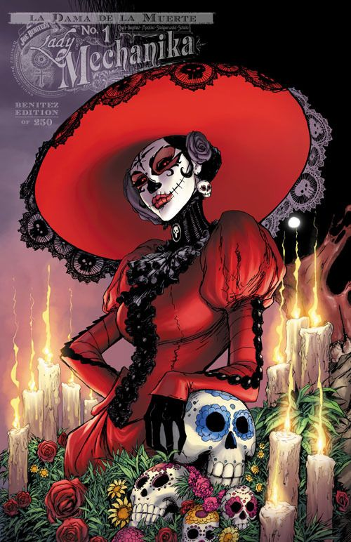 Lady Mechanika: La Dama De La Muerte #1 (Issue)