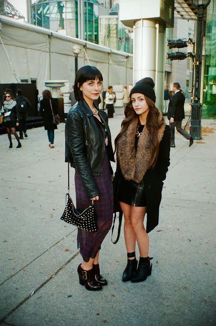 Toronto Street Fashion: Toronto Fashion Week ~ Street Style