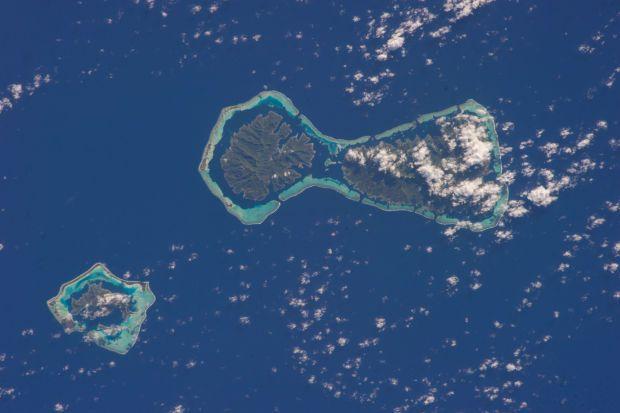 Bora Bora, Tahaa és Raiatea Francia Polinézia
