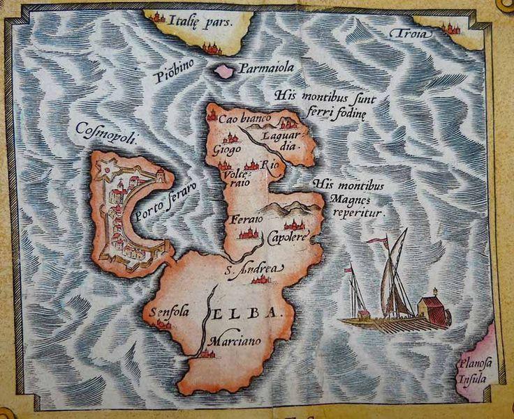 island of the lotus eaters map island of djerba north