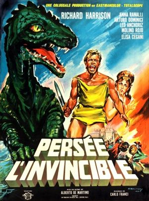 Perseo l'invincibile (1963) (Medusa Against the Son of Hercules)