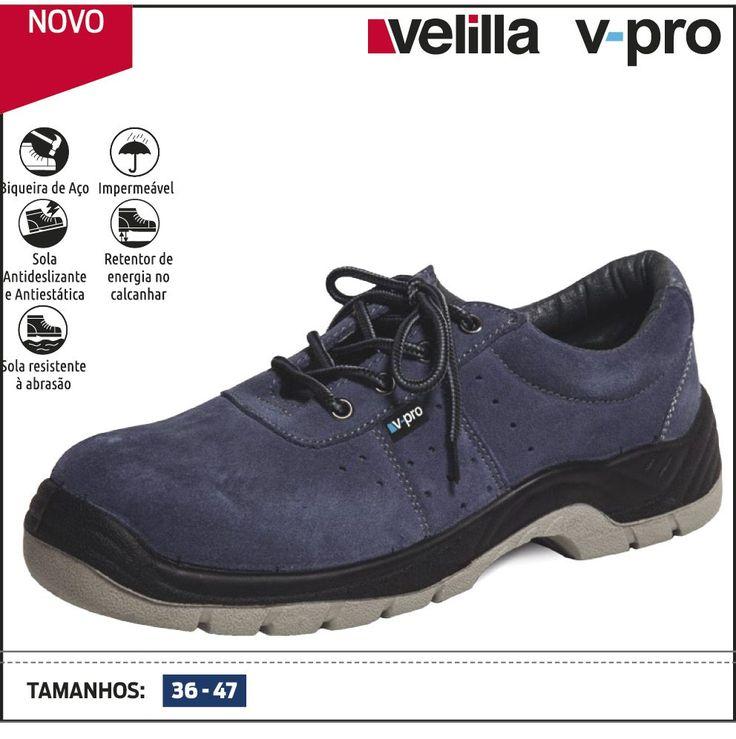 URID Merchandise -   SAPATO COM BIQUEIRA E PALMILHA DE AÇO   36.19 http://uridmerchandise.com/loja/sapato-com-biqueira-e-palmilha-de-aco-3/