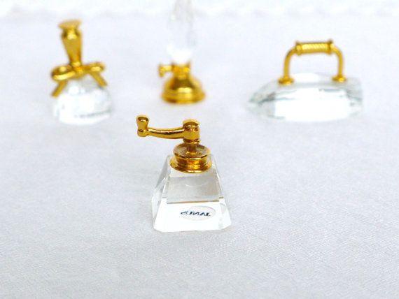Sammlerstück Vintage Miniatur Bügeleisen Leuchte von LonasART