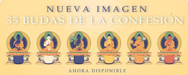 35 budas de la confesión #budismo #meditacion @Tharpa Editorial @Rafal Kowalski Editorial