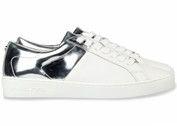 Witte Michael Kors schoenen Toby Lace Up sneakers