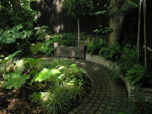 David Keegans Garden Design Blog: Garden design project in Lancashire inspired by Gertrude Jekyll, By David Keegan Garden Design, bog garden