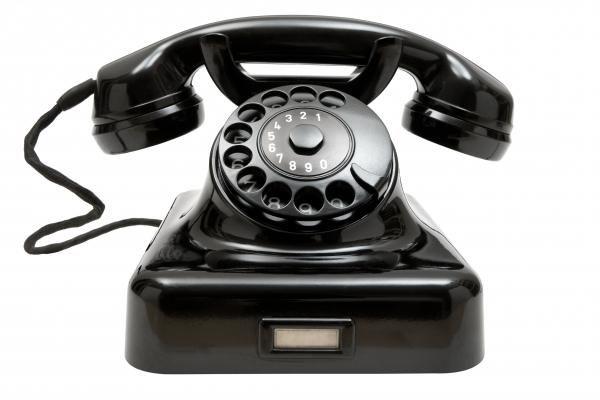 Afbeelding Marc Dietrich - Antikes Telefon