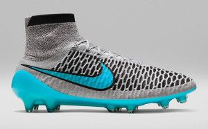 Nike Magista Opus Silver Storm unboxing with Review