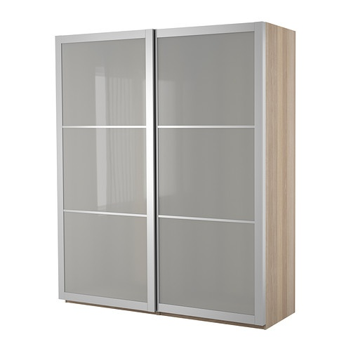 ikea pax wardrobe rail instructions