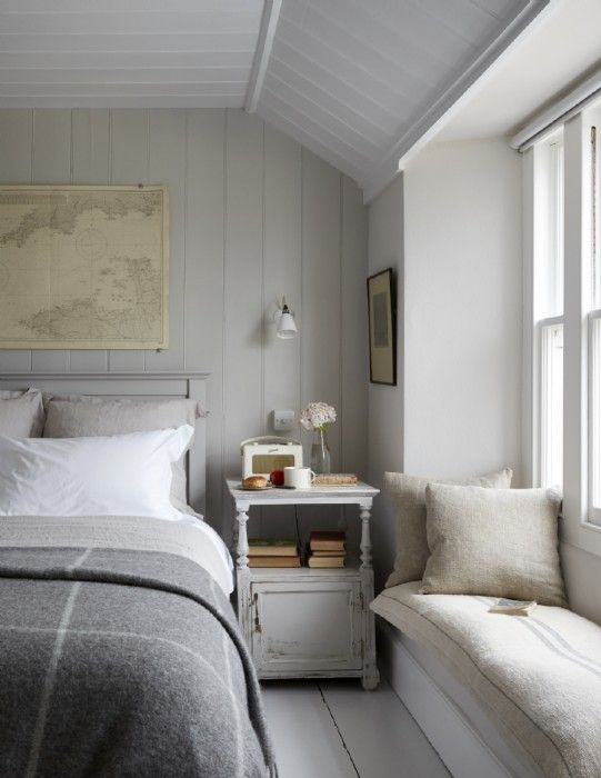 Places: A Coastal Cottage in Cornwall, England :: This Is Glamorous