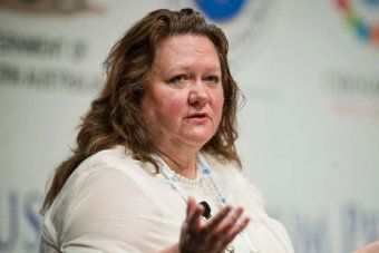 Gina Rinehart invests in Queensland dairy operation to supply infant formula to China