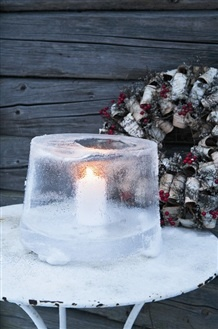 Have to remember to do this at Christmas, if it is cold enough!