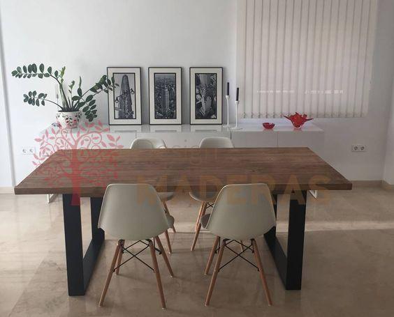 17 besten Mesa de comedor Cottage Bilder auf Pinterest | Diner tisch ...