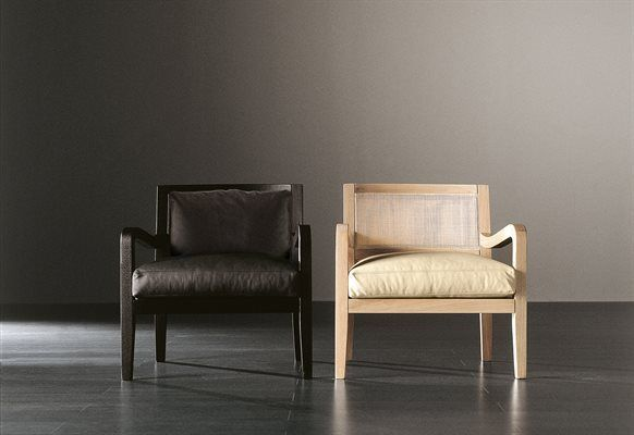 Forrest Wood Small Armchairs Meridiani Srl Small Armchair