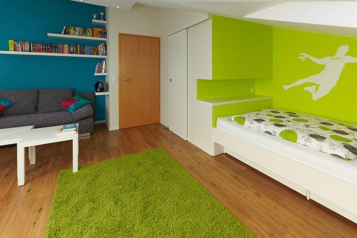Jugendzimmer : Moderne Kinderzimmer von dieMeisterTischler