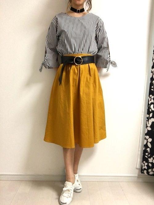 春こそ着たい!GUのスカートで素敵に変身して女性らしさをグッとUP! - Yahoo! BEAUTY