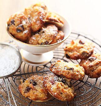 Bratapfel-Cookies   Johann Lafer Rezepte   Rezeptideen   Backen ist easy   Küchle Online Shop
