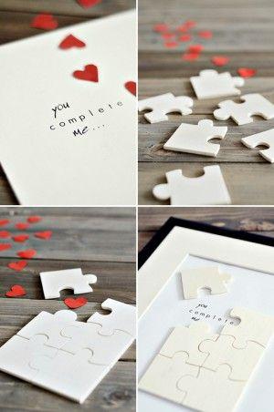 Tolle Idee Für Ein Valentinstagsgeschenk Für Den Freund. Noch Mehr Ideen  Gibt Es Auf Www