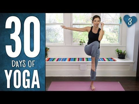 30 Days of Yoga – Day 3