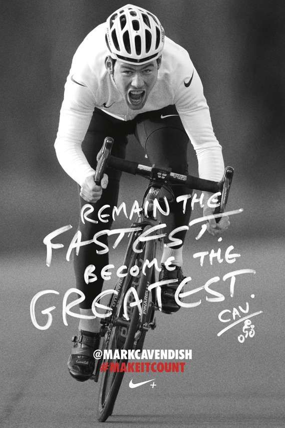 Mark Cavendish - Team Sky. Best sprinter in the World