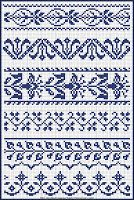Free Easy Cross, Pattern Maker, PCStitch Charts + Free Historic Old Pattern Books: Pattern Maker
