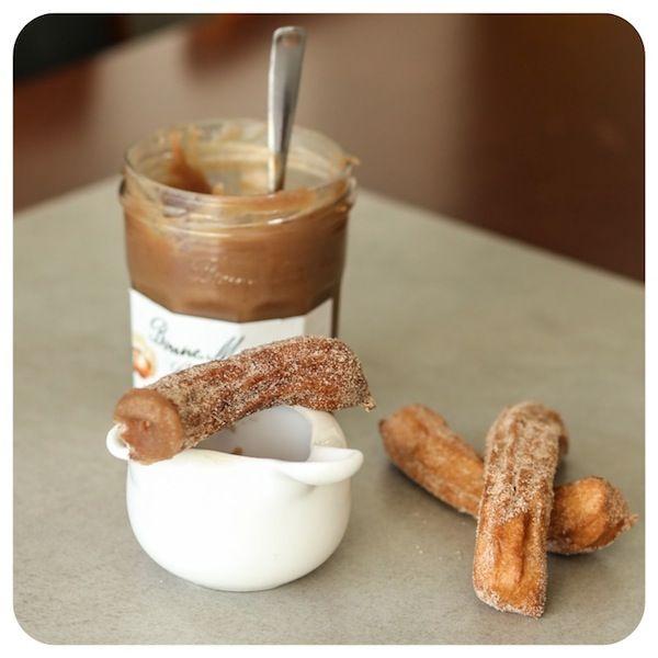 Churros sem glúten/lactose | Vídeos e Receitas de Sobremesas