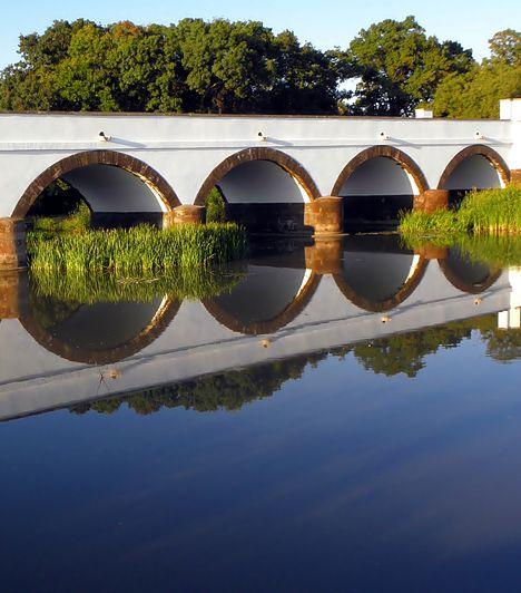 Hortobágy 9 lyukú híd