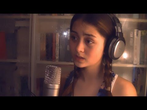 This 12-Year-Old Singer Is Amazing.   Bastille Pompeii. Why am I not this talented?