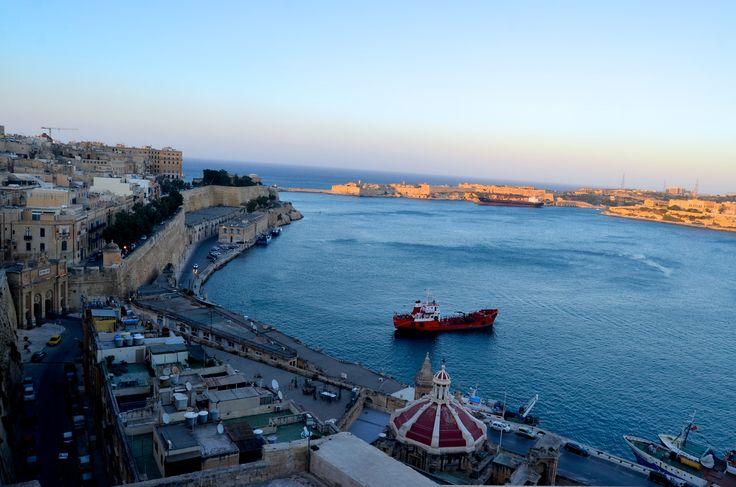 Harbour, Valletta