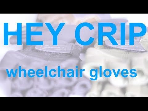 Wheelchair Gloves! - http://wheelchairshandy.com/wheelchair-gloves/