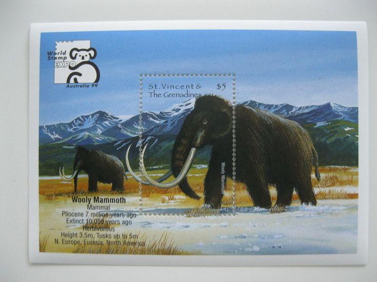 ДОИСТОРИЧЕСКИЕ ЖИВОТНЫЕ на почтовых марках | ФИЛАТЕЛИЯ / Красивые почтовые марки