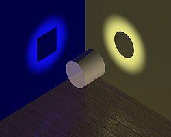 Mecánica cuántica - Wikipedia, la enciclopedia libre # Sustentada en la naturaleza dual partícula/onda de la materia, la mecánica cuántica describe cómo en cualquier sistema físico existe una multiplicidad de estados resultantes de incertidumbre en la especificación completa de magnitudes observables.