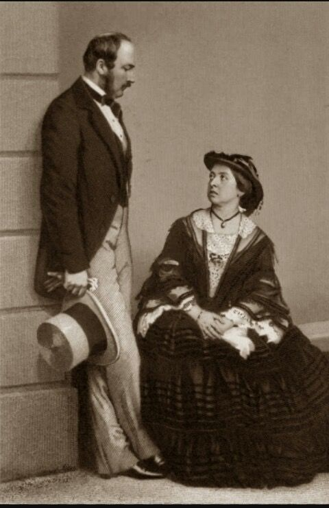 Victoria and Albert                                                       …