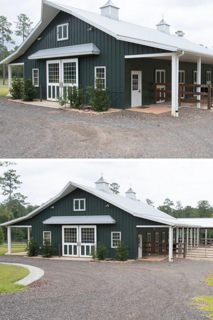 27 Barndominium Floor Plans Ideas To Suit Your Budget Gallery Sepedaku Barn Style House Barn House Design Barn Style House Plans