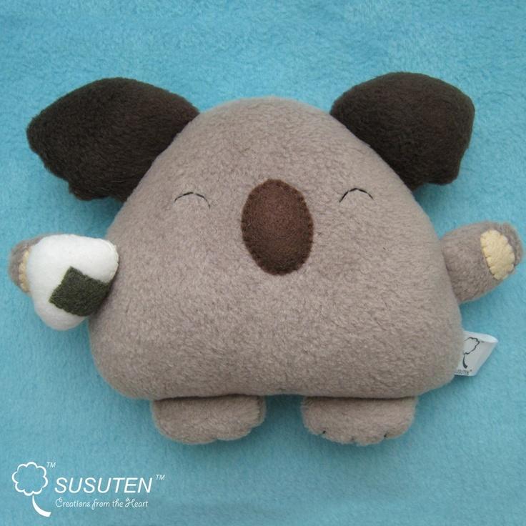 Nori the Koala Bear l SUSUTEN