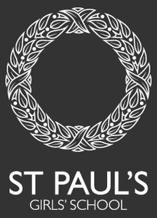 St Paul's Girls' School logo.png