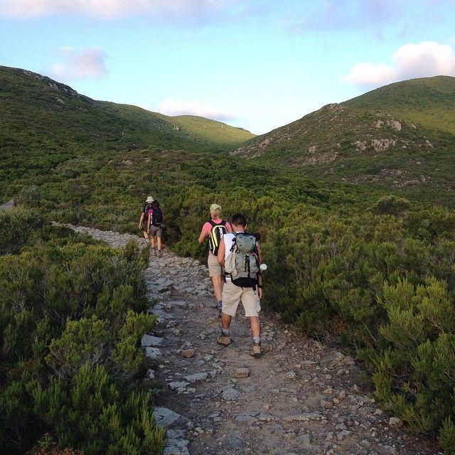 Scoprire insieme la magia della Natura. #Trekking Isola di #Capraia