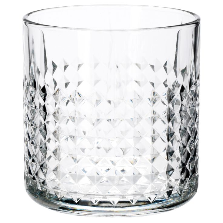IKEA - FRASERA, Whiskey glass, The glass has a generous shape and weight which makes it pleasant to hold and helps the scents and flavours of the whiskey to develop better, enhancing your experience of the drink.