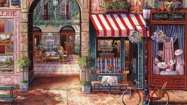 Художник Рубен Боре (Ruben Bore) родом из СССР. В 1947 году он родился в Ташкенте, и закончил в этом городе художественную школу. Затем была Академия художников им. Репина. После окончания Академии художник много путешествовал по Европе. И так получилось, что в 1987 году он покинул страну и перебрался в Италию, потом были США. В настоящее время художник живет во Франции.