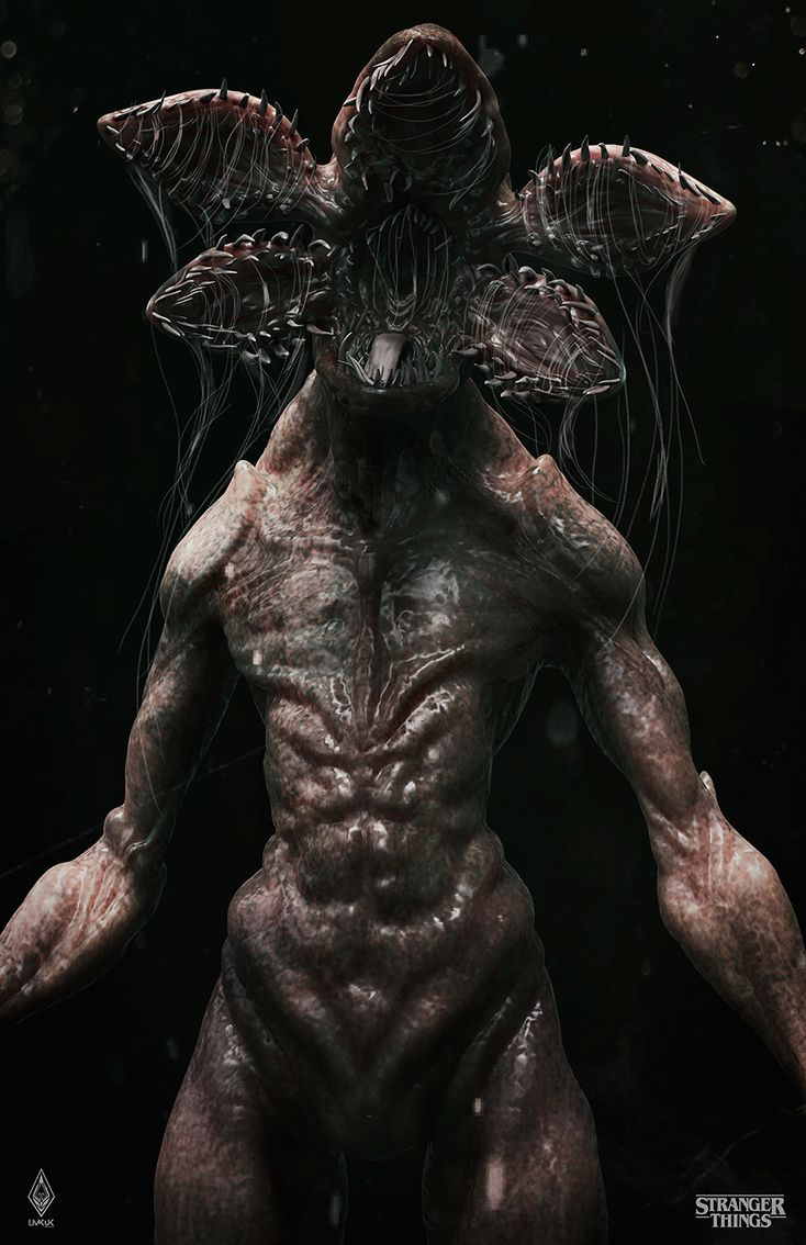 Stranger Things - Demogorgon