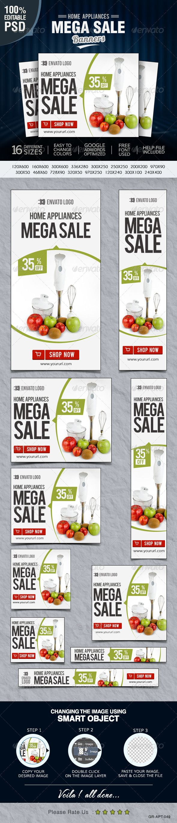 Mega Sale Banners Template PSD | Buy and Download: http://graphicriver.net/item/mega-sale-banners/8153915?WT.ac=category_thumb&WT.z_author=doto&ref=ksioks