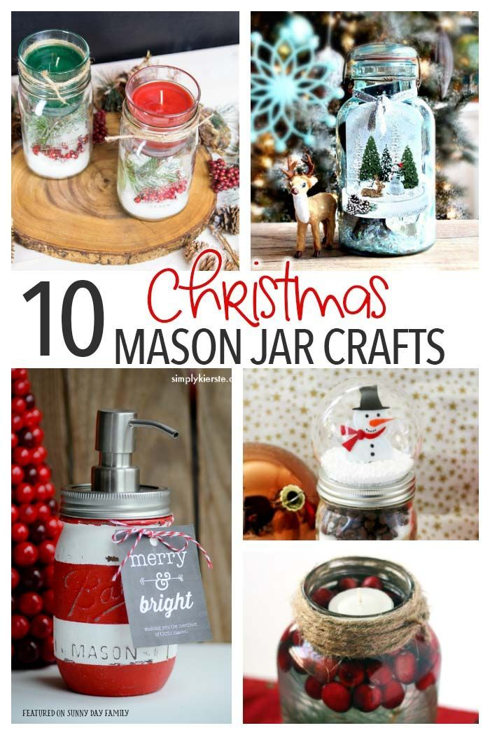 christmas craft ideas mason jars 254 best family friendly gifts to give images on 6031