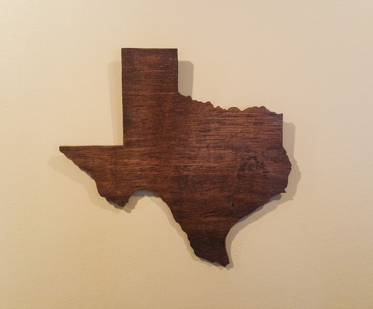 Texas Wall Art, Wooden Texas Map, Rustic Texas Decor, Texas Outline Decor by NaturalAccentsHD on Etsy