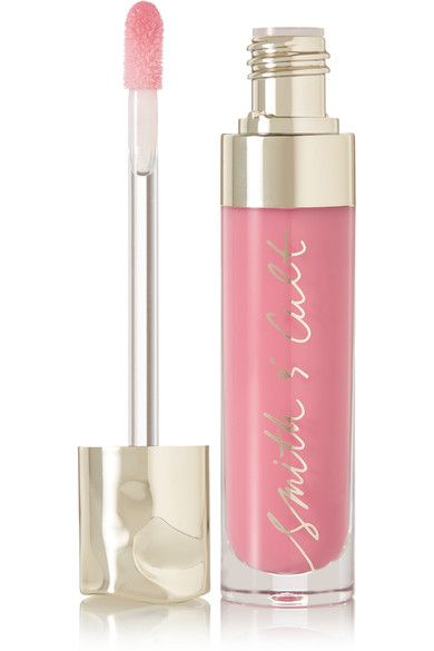 Smith & Cult - The Shining Lip Lacquer – Life In Photographs - Baby pink - one size