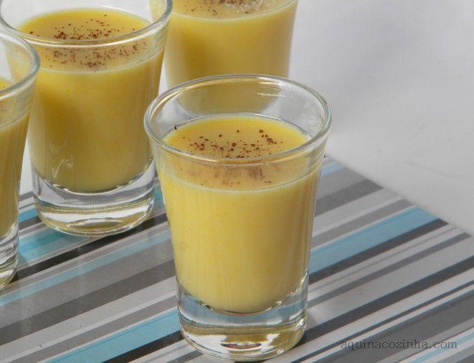 Bebida quente de milho | Aqui na Cozinha