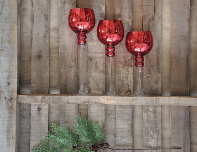 Looking for Christmas candle holders or red wedding decorations? Find ...