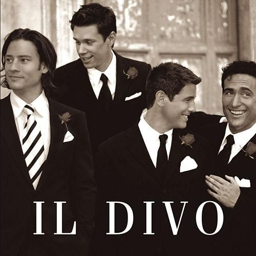 Oh yeaaah, heavenly boys... Il Divo by Il Divo